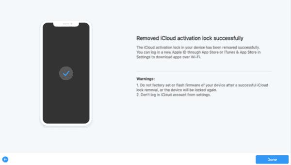 Wie kann man EelPhone Activation Lock Removal auf dem Windows verwenden